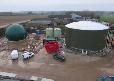 Norfolk 250kW AD Plant