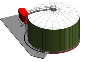 Anaerobic Digestion - Farm Gas Power